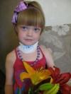 Вероника, паралич голосовых связок